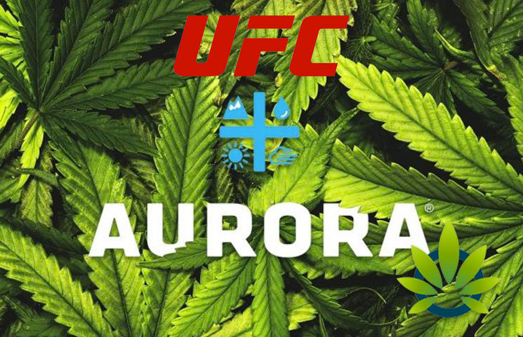 Aurora Cannabis, UFC Performance Institute Partner on New Clinical Hemp CBD Research Program