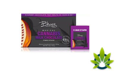 Bhang Chocolates