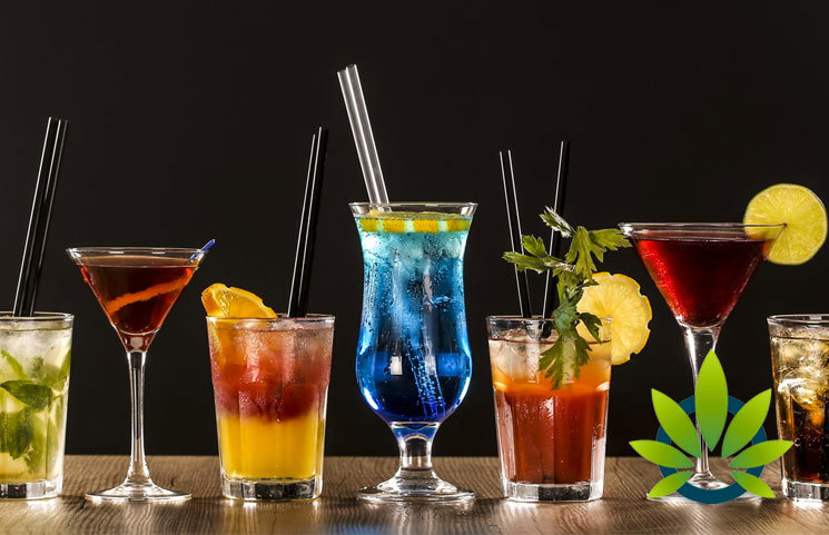 Cannabis Oil is Making Its Way Into a New Style of Drinks, CBD Cocktails