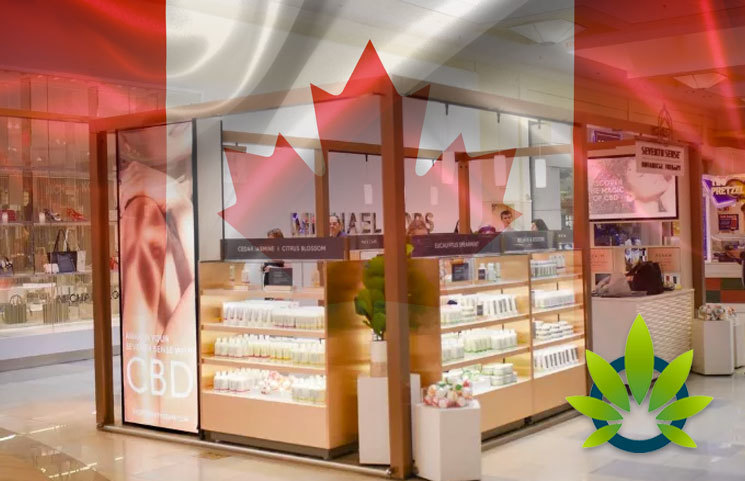 CBD Sales in Canada Rise as More Shops Open with Legal Marijuana Doing $85 Million in May Alone