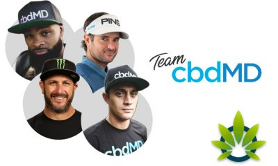 Brightfiled Group: Keep an Eye on Cannabis Company cbdMD Using Athletes to Promote CBD Products
