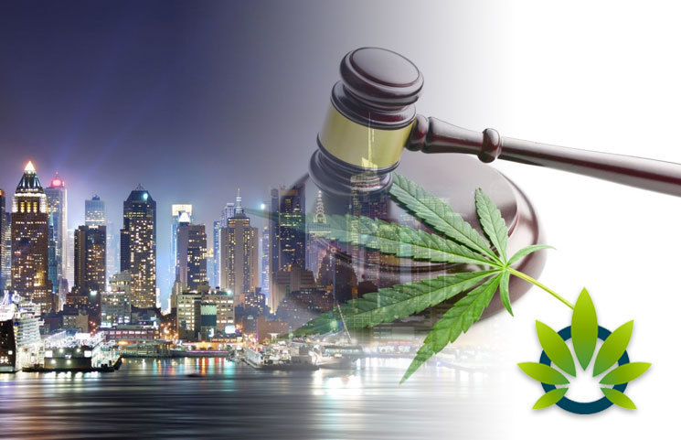 Citywide Business Ban on CBD in Foods and Drinks in New York City Takes Effect