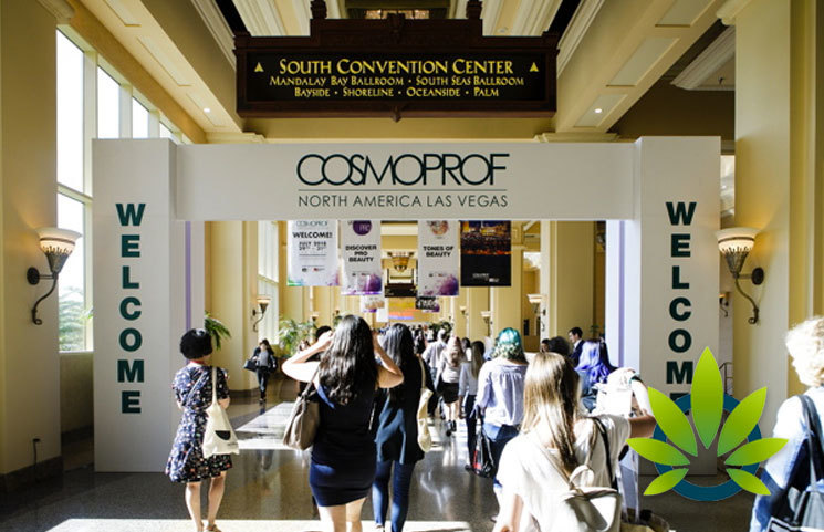 Cosmoprof Convention 2019 Showcases Incredible CBD-Based Beauty Products