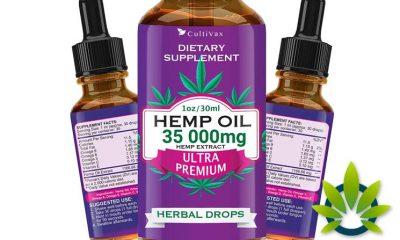 Cultivax Hemp Oil