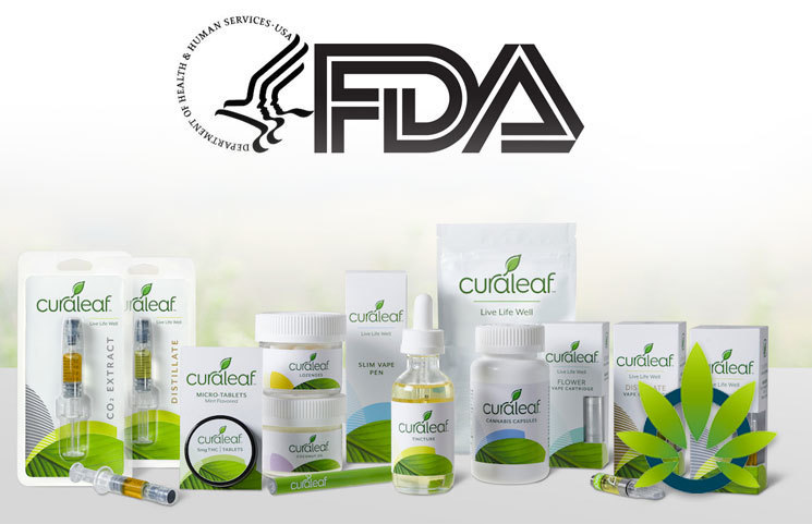 Curaleaf Products to be Pulled from CVS Shelves Due to of FDA Warning