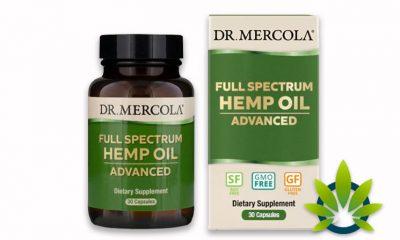 Dr. Mercola Organic Full Spectrum Hemp Oil Advanced