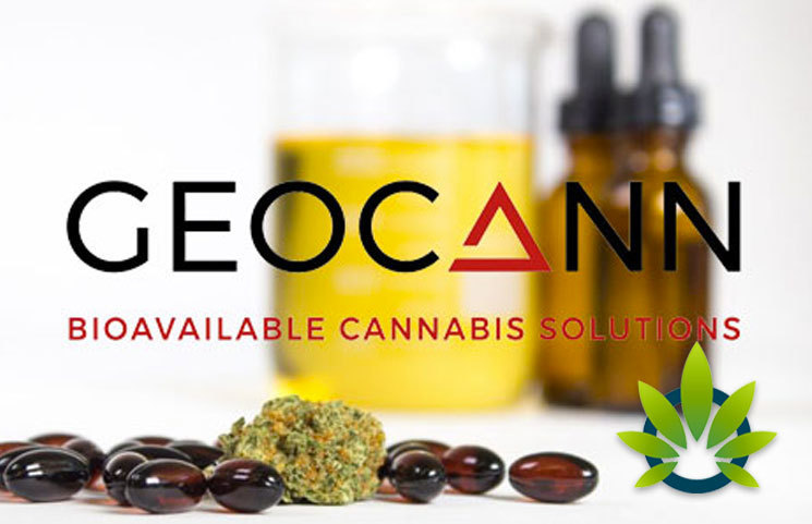 Geocann's New Patent-Protected CBD Formulas with Its VESIsorb Delivery System