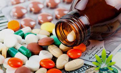 medical cannabis influencing pharma industry