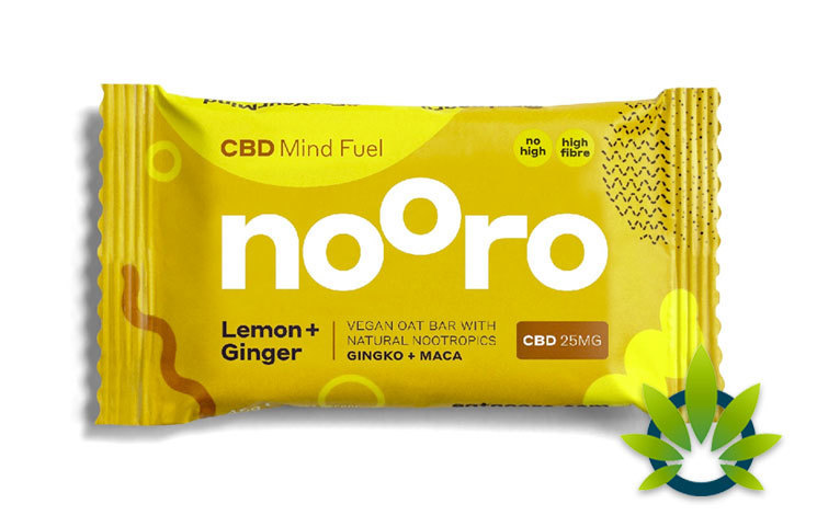 JD Furlong on the Massive Market for CBD and Nootropic Snack Bars Like Nooro