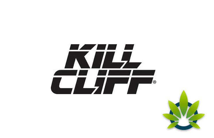 kill cliff cbd sports recovery drink launch