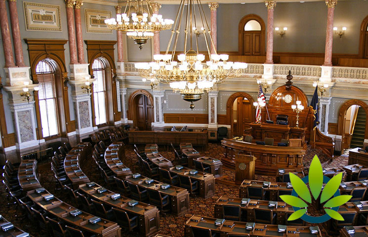 Kansas House Approves Use of CBD With Traces of THC After Hearing Claire and Lola's Story