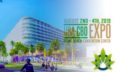 Largest USA CBD Expo Set to Happen From August 2-4 in Miami, FL