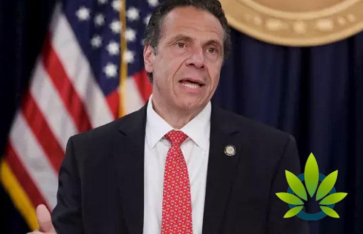 New York Governor Andrew Cuomo Signs Legislation to Decriminalize Marijuana Use