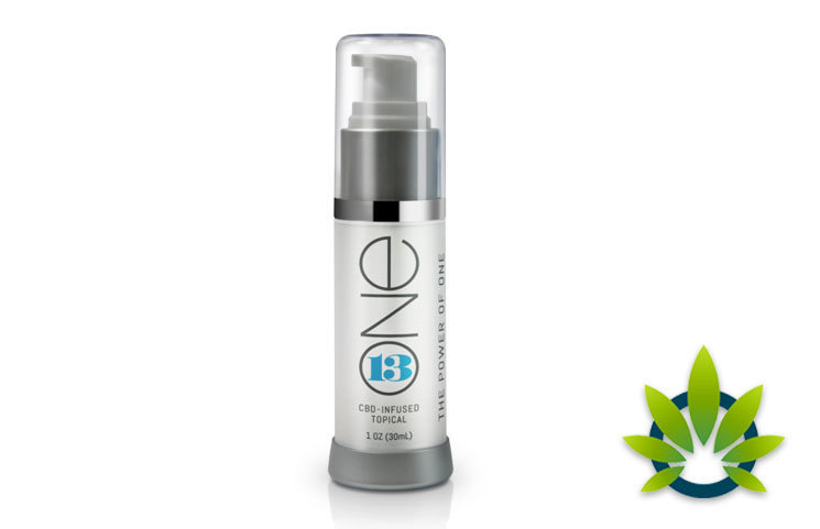 One13 CBD Topical Relief