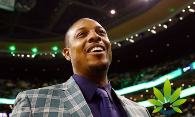 Paul Pierce Deals with PTSD and Depression With CBD, According to Recent Podcast