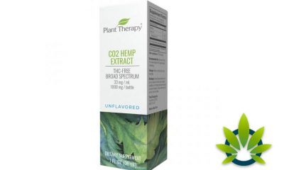 plant therapy co2 hemp extract