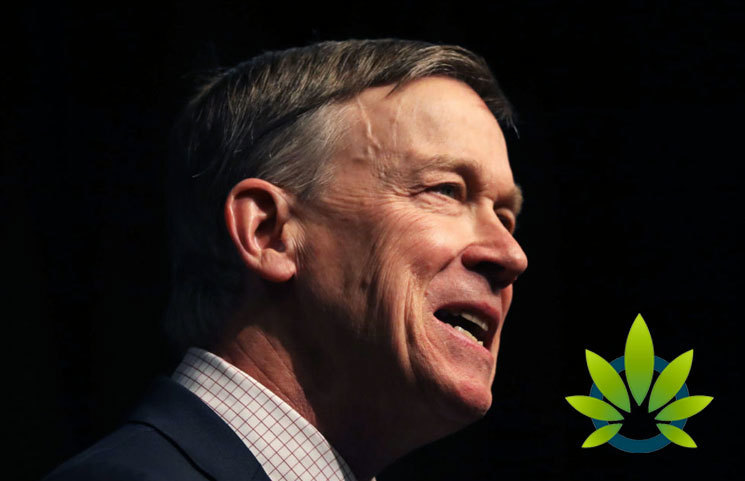 Presidential Candidate John Hickenlooper Gets Backlash from Legalization Advocates over Misleading Marijuana Claim