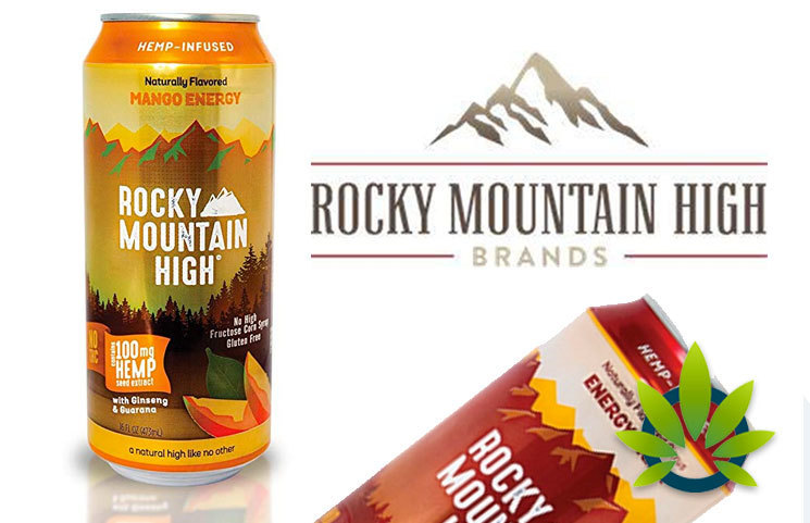 Rocky Mountain High Brands Enters Agreement with Water Event to Deliver CBD Products