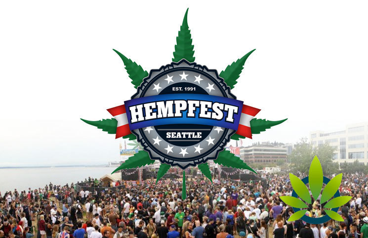 Seattle Hempfest Burdened by Denial of Access to Road via Expedia and the Port of Seattle