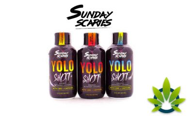 New Sunday Scaries YOLO Shots Launch as a CBD-Infused Caffeine Shot to Boost Energy Without Jitters