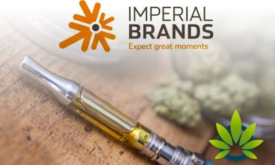 Tobacco Kingpin Imperial Brands Invests Over $120 Million into Auxly Cannabis to Create Vape Products