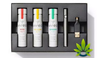 Vireo Health Submits Patent Filing for an Innovative Multichannel Vaporizer