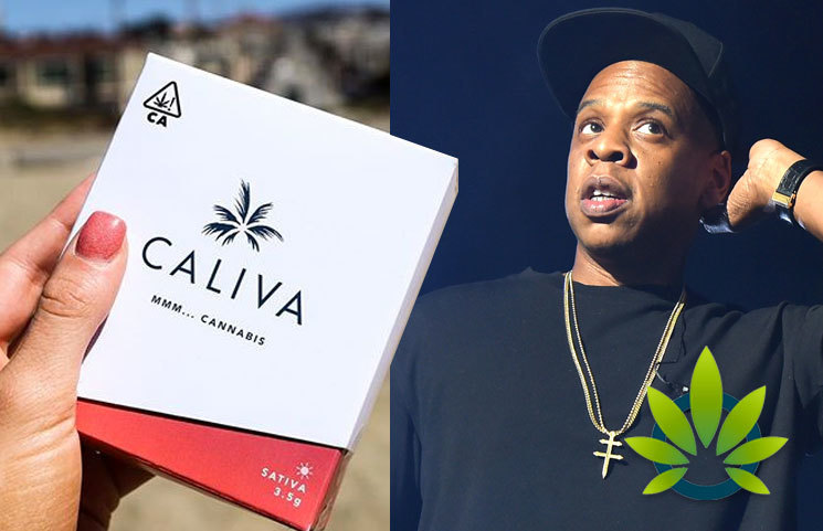 Caliva Cannabis Company Welcomes Billionaire Musician Jay-Z as New Partner