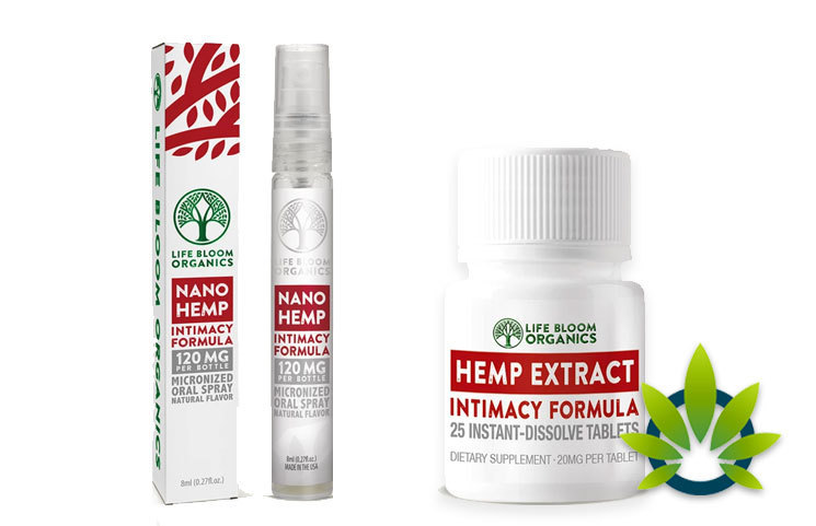 hemp extract intimacy formula