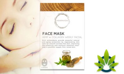 hempavida face mask