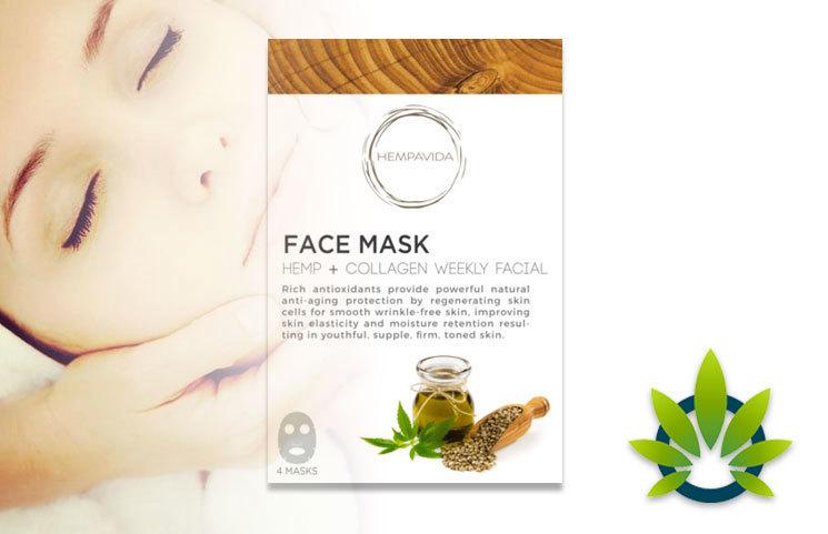 hempavida face mask