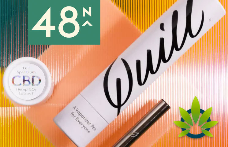 48North Cannabis Corp. Ventures into US Market, Acquiring Quill Vape Tech Brand