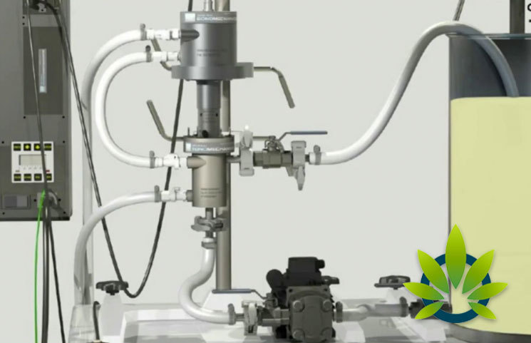 A Sneak Peek Inside Apeks Supercritical Where Hand-Crafting Cannabis Oil Extraction Happens