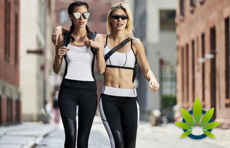 Acabada ProActiveWear Introduces CBD Infused Activewear with Luxury Fabric Clothing