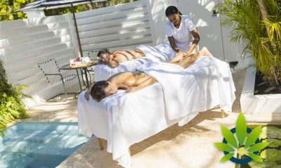 All-Inclusive Jamaican Resort Carries CBD Oil in Its Luxurious Spa Massage Services