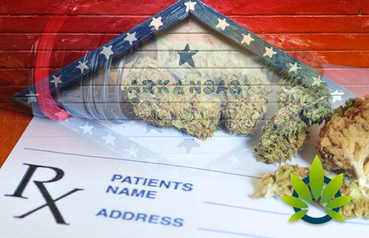 Arkansas Medical Marijuana Sales Reach $4 Million via 6 Dispensaries Selling 574 Pounds Through July