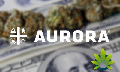Aurora Cannabis Credit Facility Gets Upsizing for $160 Million
