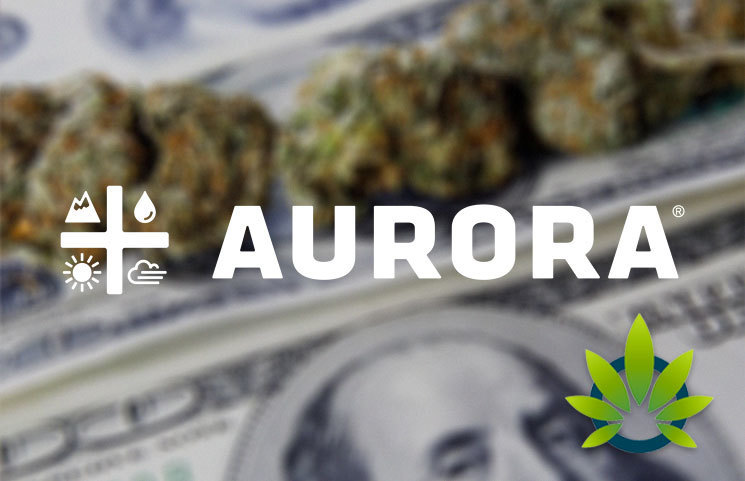 Aurora Cannabis Credit Facility Gets Upsizing for $160 Million