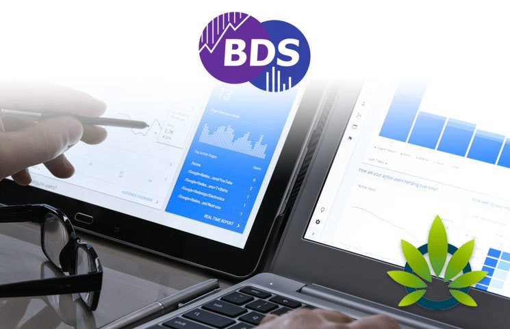 BDS Analytics CBD Overview in Four Western States; California, Arizona, Oregon and Colorado