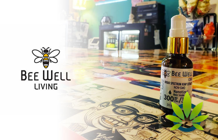 Bee Well Living: CBD Supplements for Inflammation and Stress Relief