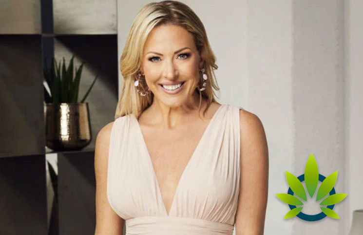 Braunwyn Windham-Burke of the Real Housewives of Orange County Endorses Castmate's CBD Product Line