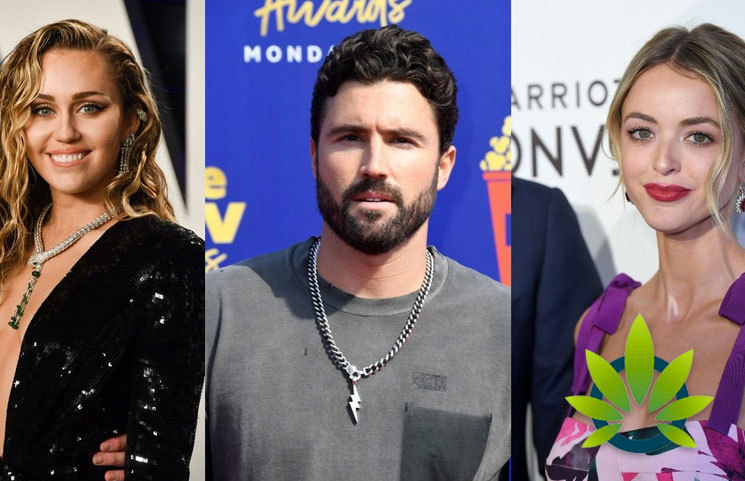 Brody Jenner Celebrates Birthday with Weed Bouquet from Miley Cyrus and Kaitlynn Carter