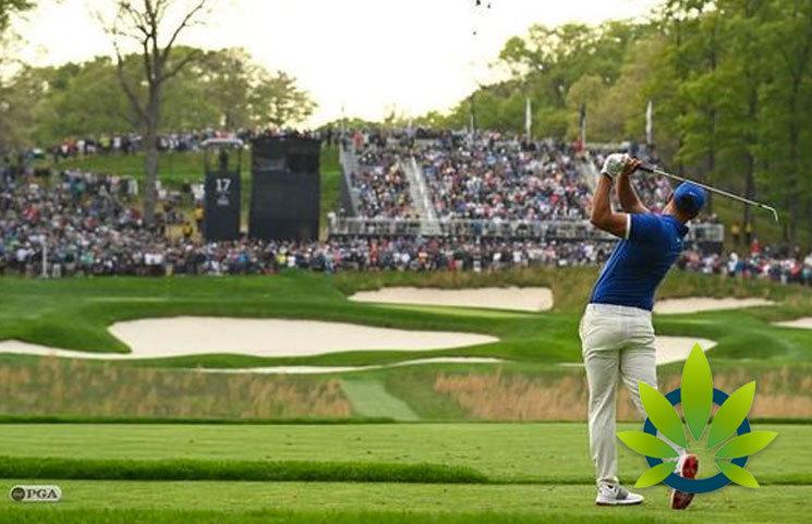 CBD Hemp Extract Finds Its Way into Professional Golf as Players Enjoy Cannabidiol's Benefits