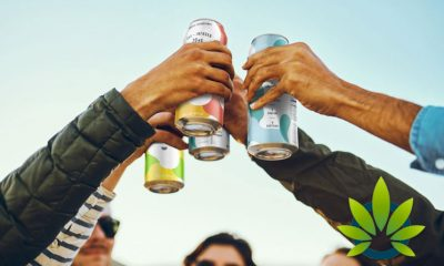 Present CBD Sparkling Water Drink to Launch by Left Hand Brewing and WAAYB Organics