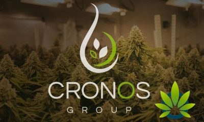 Canadian Cannabis Provider, Cronos Group Moves into US Cannabis Market with Four Acquisitions
