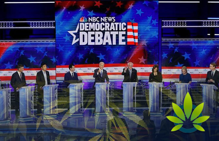Cannabis Clash Happens as Presidential Candidates Discuss Medical Marijuana Issues