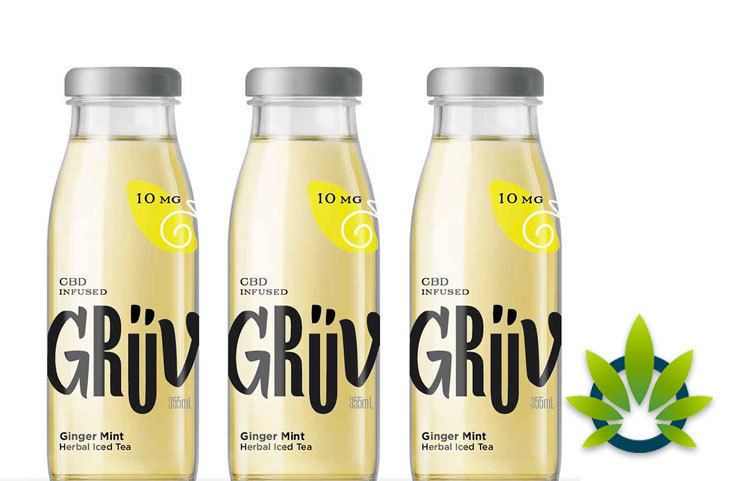 CBD-Infused Matcha Green Iced Teas Are Coming to the US via Canada-Based BevCanna Enterprises