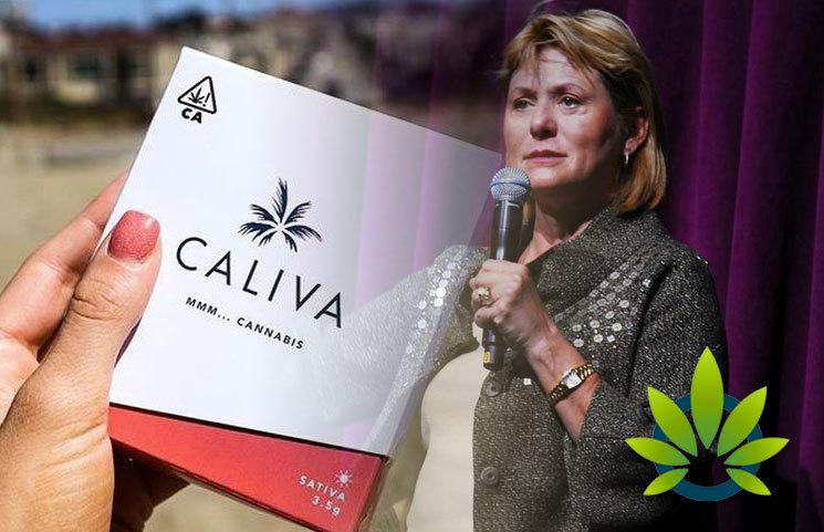 CBD Company Chairman of Caliva, Carol Bartz, Shares Views on Cannabis Market's Growth