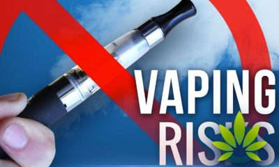 City of Milwaukee Health Department: Quit Vaping Due to Recent Chemical Pneumonia Hospitalizations
