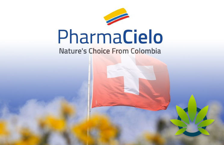 Colombian Cannabis Producer, PharmaCielo, Successfully Exports CBD to Switzerland
