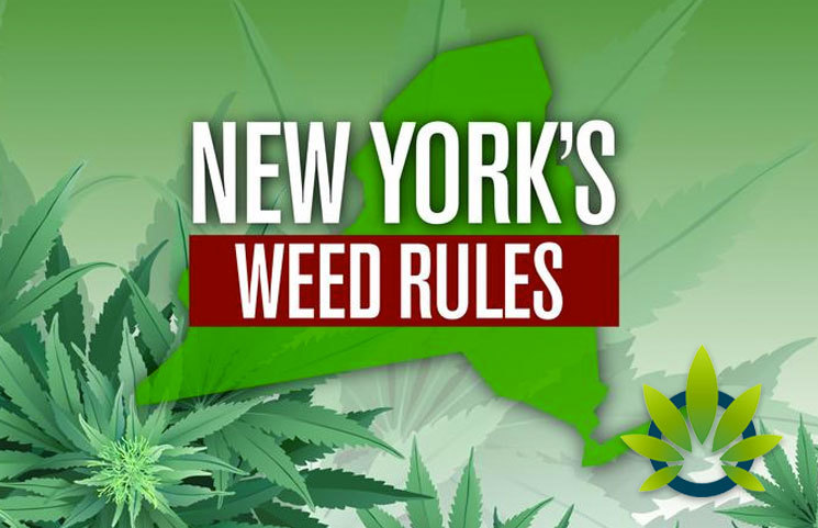 Decriminalization of Marijuana in New York Via New State Law Starts Today